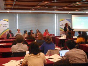 【C20国際保健報告2】メディア懇談会を開催