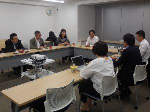 NGO労組協働フォーラムで座談会を開催