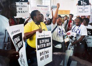 南アフリカの「治療行動キャンペーン」